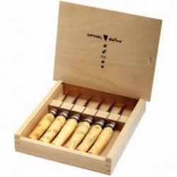 Coffret bois collection 6...