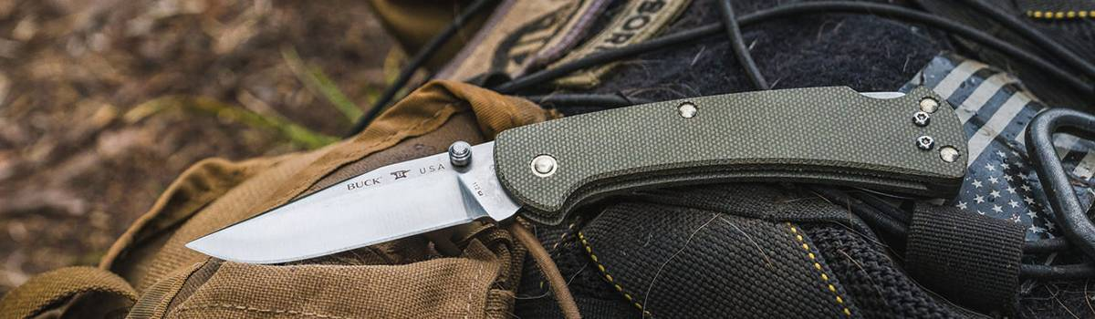Top Buck Knives